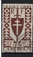 CAMEROUN                 N°     YVERT     261      OBLITERE       ( Ob  3/38 ) - Camerún (1915-1959)
