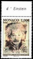 Monaco 3004 A Einstein, Atome - Albert Einstein