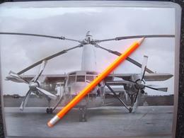 Foto ELICOTTERO HELICOPTER  FAIREY ROTODYNE - Aviation