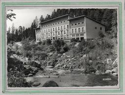 CPSM - XONRUPT (88) - Mots Clés: Ferme-auberge-hôtel-restaurant Du Saut Des Cuves En 1954 - Xonrupt Longemer