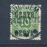 Denemarken/Denmark/Danemark/Dänemark 1923 Mi: VrM 14 (Gebr/used/obl/o)(2912) - Postpaketten