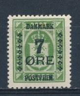 Denemarken/Denmark/Danemark/Dänemark 1926 Mi: 163 Yt:  (Ongebr/MH/Neuf Avec Ch/Ungebr/nuovo Con C./*)(2880) - 1913-47 (Christian X)