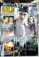 Revue GOLD SPECIAL 9 De 2009 HARRY POTTER - Complet Avec 6 Affiches Collectors - Cinema