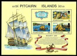Pitcairn HB 3 En Nuevo - Sellos