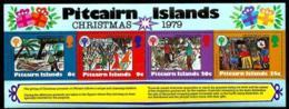 Pitcairn HB 5 En Nuevo - Sellos
