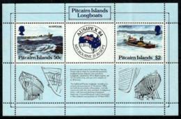 Pitcairn HB 7 En Nuevo - Sellos