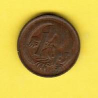 AUSTRALIA   1 CENT 1986 (KM # 62) #5350 - Cent