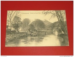 CHEVREMONT -    Pont De Haut Ster  -  1921 - Stoumont