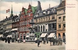 Danmark - Kobenhavn - Amagertorv - Danemark