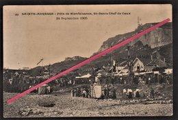 76 SAINTE-ADRESSE -- St-Denis Chef De Caux _ 24 Sep. 1905 _ Fête De Bienfaisance _ Villa _ Stand De Jeux Et Attraction - Sainte Adresse