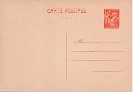 FRANCE - 435 CP1 CARTE POSTALE 1,50F ORANGE IRIS NEUF COTE 70 EUR - Letter Cards