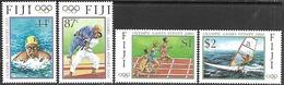 Fiji   2000  Sc#894-7  Olympics Set  MNH  2016 Scott Value $6 - Fidji (1970-...)