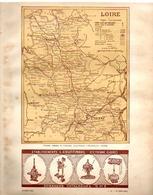 ANNUAIRE - 42 - Département Loire - Année 1928 - édition Didot-Bottin - 122 Pages - Telephone Directories