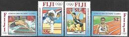 Fiji   2004  Sc#1020-3  Olympics Set  MNH  2016 Scott Value $8 - Fidji (1970-...)