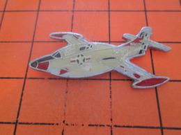 818c PIN'S PINS / Rare Et De Belle Qualité ! / Thème : AVIATION / AVION US NAVY BUCKEYE - Avions
