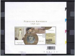 BLOK 107 FERNAND KHNOPFF POSTFRIS** 2004 - Blocs 1962-....