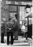 TOUCY DE MARCHES EN ETALS (bar Du Marché) - Toucy