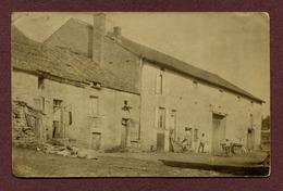 """BOLOGNE  (52) : """" LA FERME DE L'ASSAUT """"  Carte Photo 1913 - Other Municipalities"""