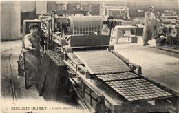 """PARIS - 7 - Biscuits """"OLIBET"""" Type De Machine A Découper (114918) - Autres"""