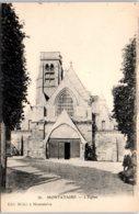 60 MONTATAIRE - L'église - Montataire