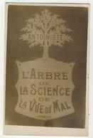 Liège -     Jemeppes Sur Meuse    -      Emblème Du Culte Antoiniste - Belgique