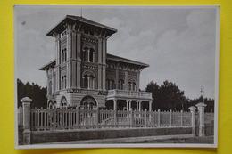 Cartolina Marina Di Massa Villa Franca 1945 - Massa