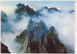 °°° 13461 - CHINA - JADE SCREEN TOWER , MOUNT HUANGSHAN °°° - Cina