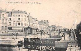 173 Ecluses De La Porte De Flandre Bruxelles Brussel - Navigazione