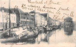 Quai Au Foin Bruxelles Brussel - Navegación - Puerto