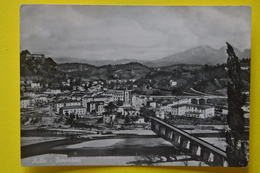 Cartolina Aulla Panorama 1966 - Massa
