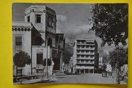 Cartolina Carrara Palazzo Delle Poste 1961 - Massa