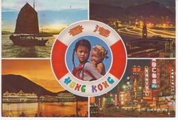 °°° 13462 - HONG KONG - VIEWS - 1967 °°° - Cina (Hong Kong)