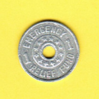 U.S.A.    UTAH EMERGENCY RELIEF FUND SALES TAX Token (T17) - Other
