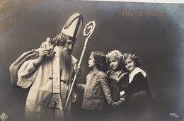 (429) Vive St. Nicolas - De Sint Vertrekt - De Kinderen Vinden Het Spijtig. - Saint-Nicolas