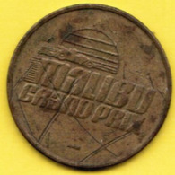 U.S.A.    MALIBU GRAND PRIX Token (NO CASH VALUE) (T19) - USA