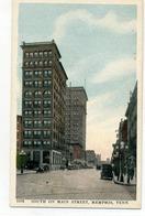 MEMPHIS - South On Main Street - Memphis
