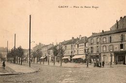 GAGNY ( 93 ) - Place Du Baron Roger - Gagny