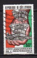 Cote-d'Ivoire Yvert N°440 Oblitéré Lot 3-769 - Côte D'Ivoire (1960-...)