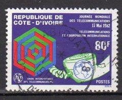 Cote-d'Ivoire Yvert N°619 Oblitéré Lot 3-791 - Côte D'Ivoire (1960-...)