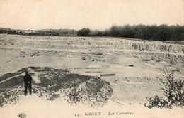 GAGNY ( 93 ) - Les Carrières - Gagny