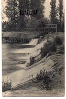 DEPT 89 : édit. N D N° 20 : Seignelay Le Moulin Du Haras , Le Bief - Seignelay