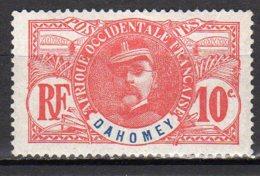 Dahomey Yvert N°22 Neuf Avec Charnière Général Faidherbe Lot 3-844 - Dahomey (1899-1944)
