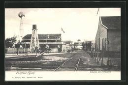 AK Progreso-Yuc, Estacion Del Ferrocarril - Mexico