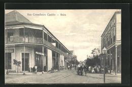 CPA Beira, Rua Conselheiro Castillo - Mozambique