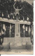 69 - Tarare -  Cours - Le Monument Aux Morts De La Grande Guerre - Inauguration Du 16 Juillet 1922 - Cours-la-Ville