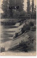 DEPT 89 : édit. Toulot  Auxerre : Seignelay Le Moulin Du Haras , Le Bief : ( N D N° 20 ) - Seignelay