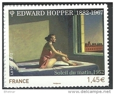 """FR Adhesif YT 661A (4633) """" Edward Hopper """" 2012 Neuf** - Adhésifs (autocollants)"""