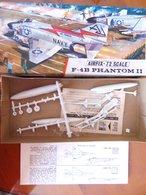 PHANTOM II POUR PIECES - Avions