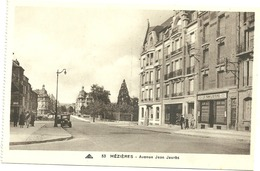 Mézières ; Avenue Jean Jaurès - Charleville