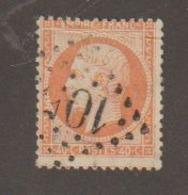 France. N° 23 Oblitéré - 1862 Napoléon III.